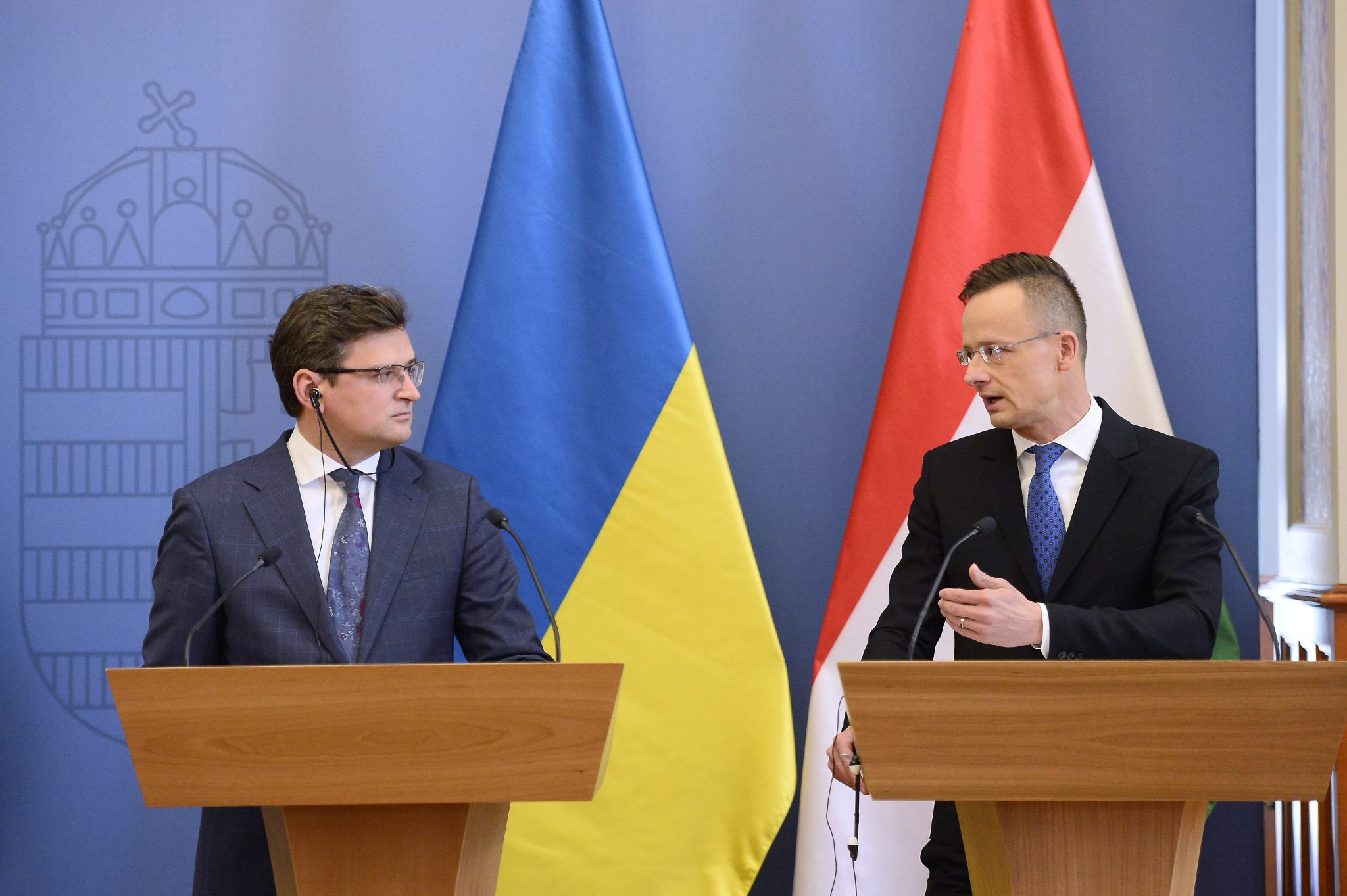 Szijjártó: Hungary, Ukraine Committed to Settling Disputes