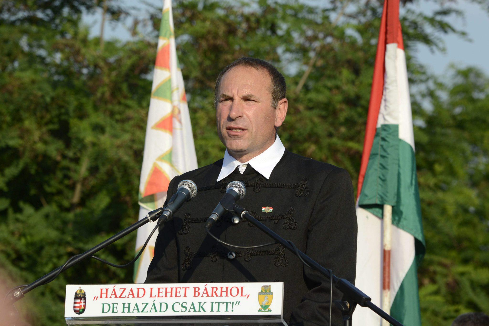 Fidesz MP Boldog Charged with Corruption