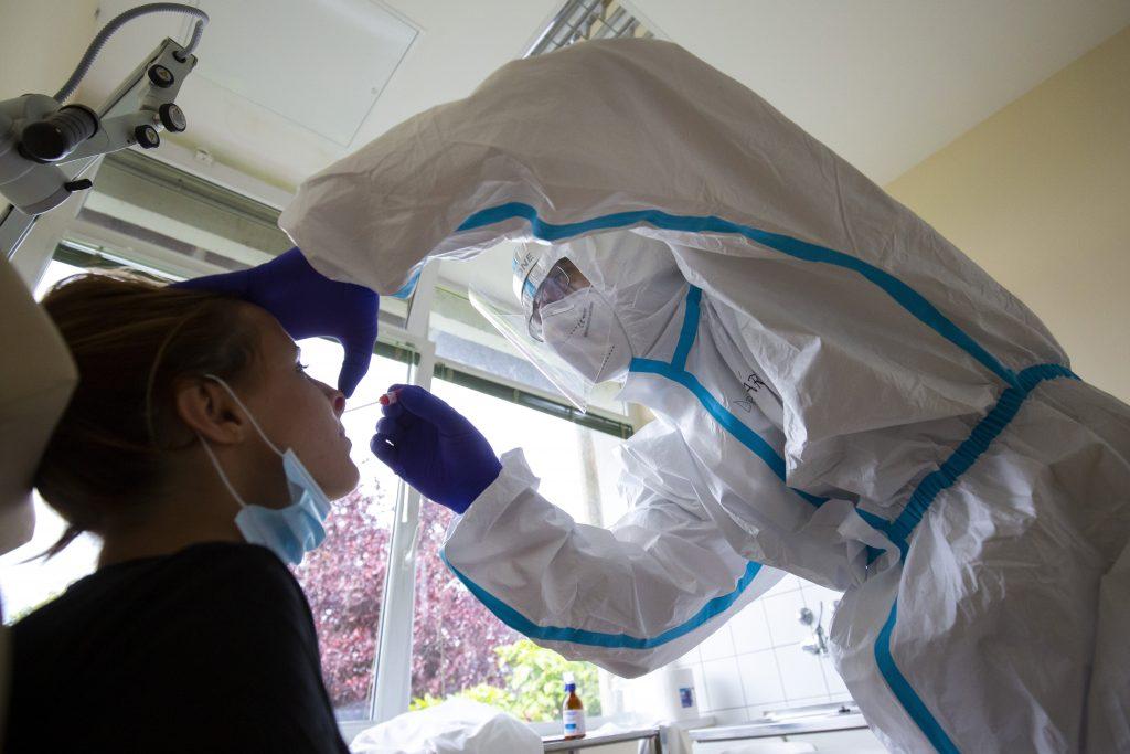 Coronavirus: DK Urges Free Testing post's picture