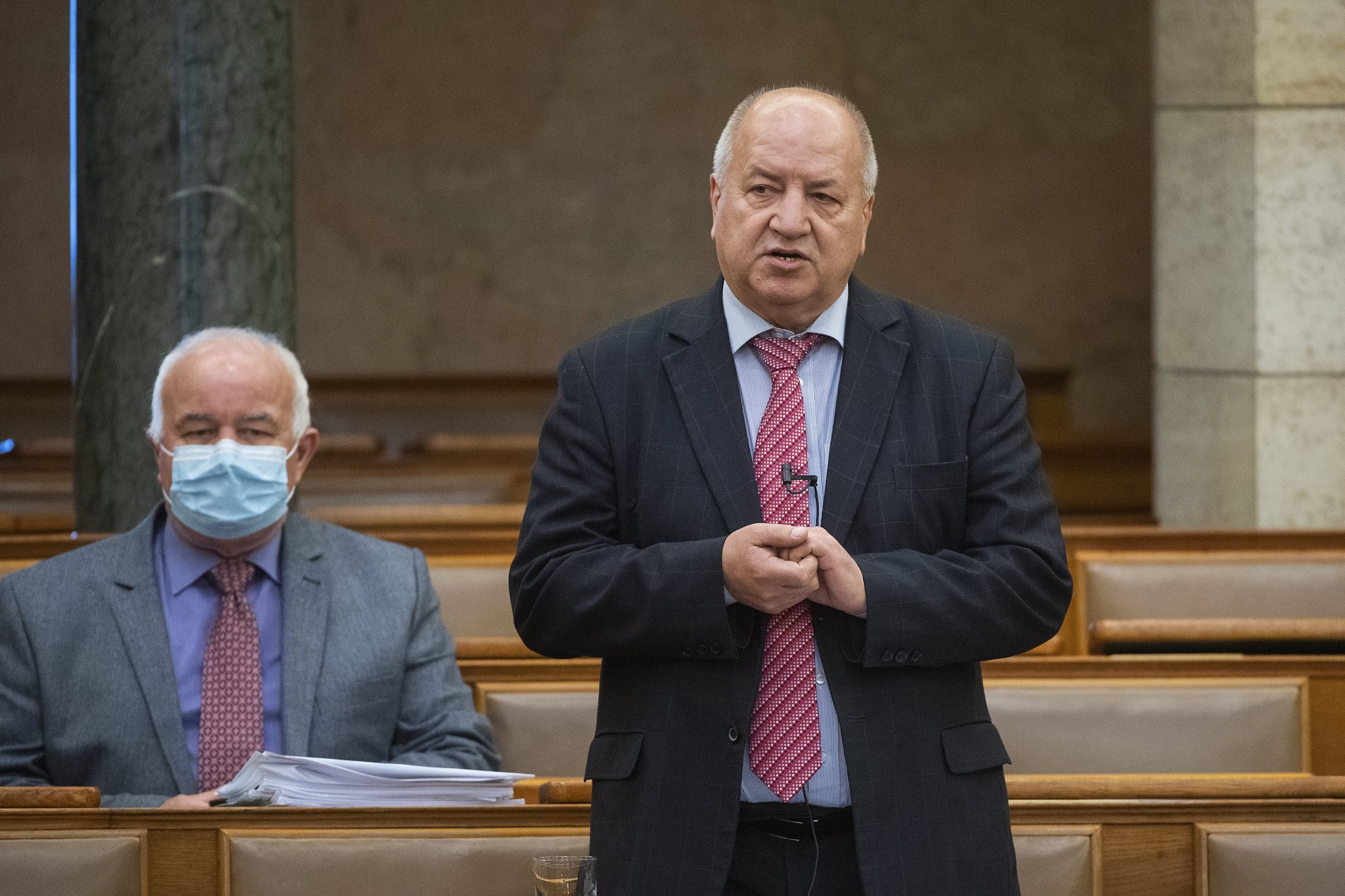 Coronavirus: Socialists Yet Again Call on HR Minister Kásler to Quit post's picture