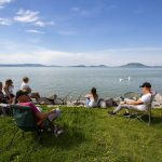 Rough Start to Season at Lake Balaton