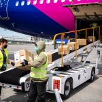 100th Wizz Air Flight with Protective Gear from China Arrives in Budapest