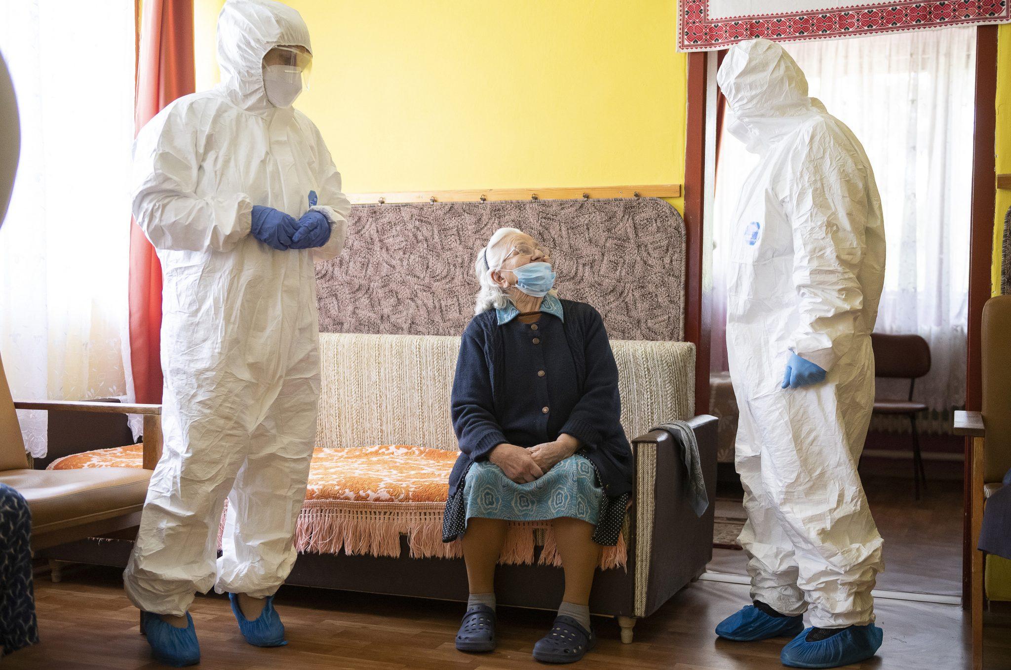 Coronavirus Appears in Increasing Number of Social Care Homes