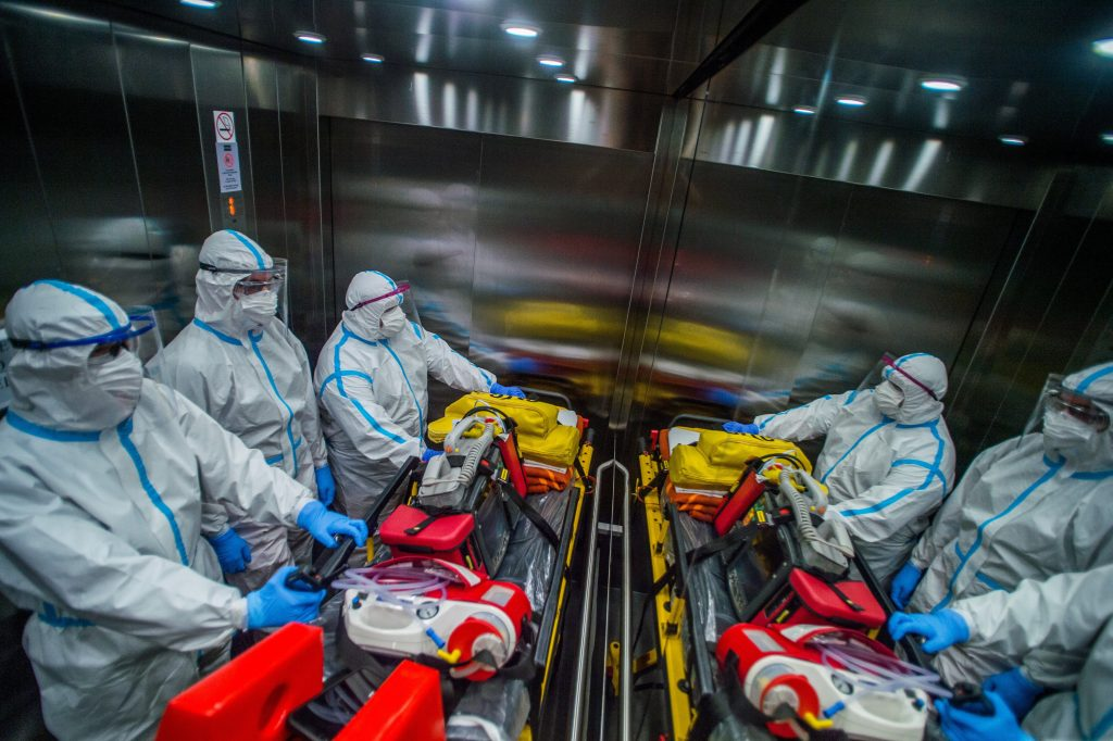 New Type of Rapid Coronavirus Tests Already in Use by Paramedics post's picture