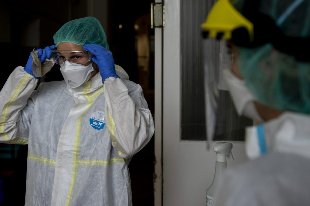 Coronavirus: 217 Fatalities, 4,604 New Cases Registered in Hungary post's picture
