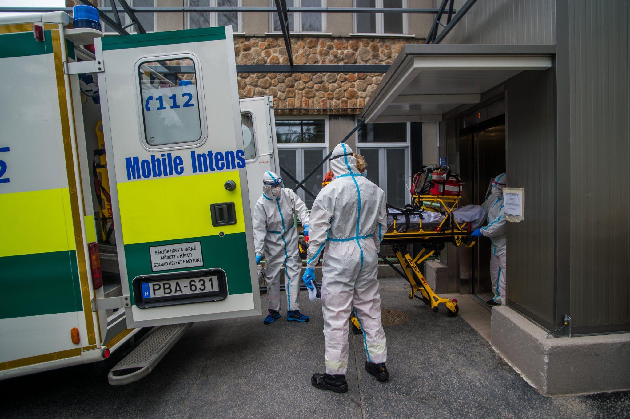 Coronavirus: 102 Fatalities, 2,855 New Infections Registered in Hungary