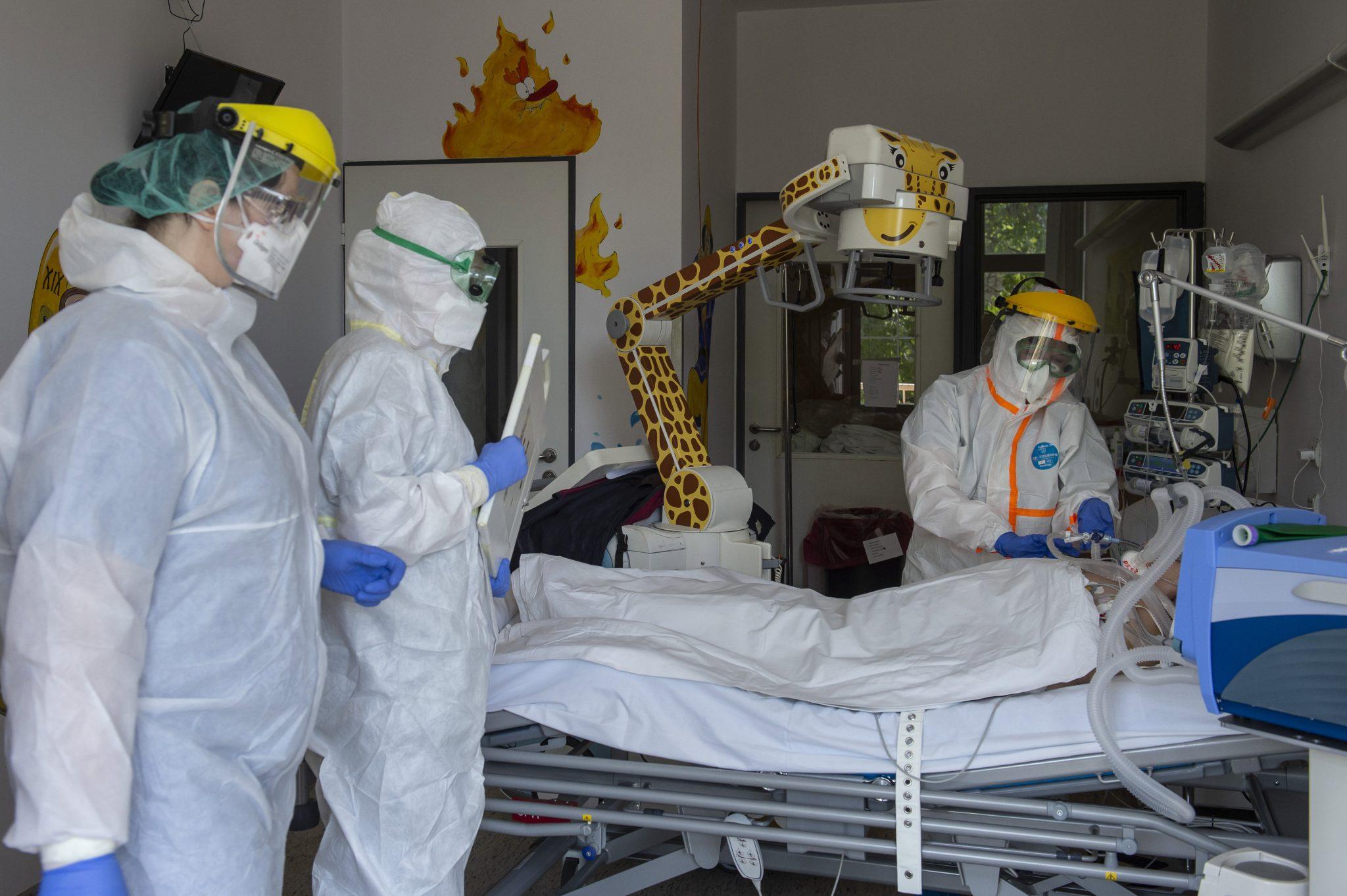 UK Coronavirus Variant Spreading Rapidly in Hungary
