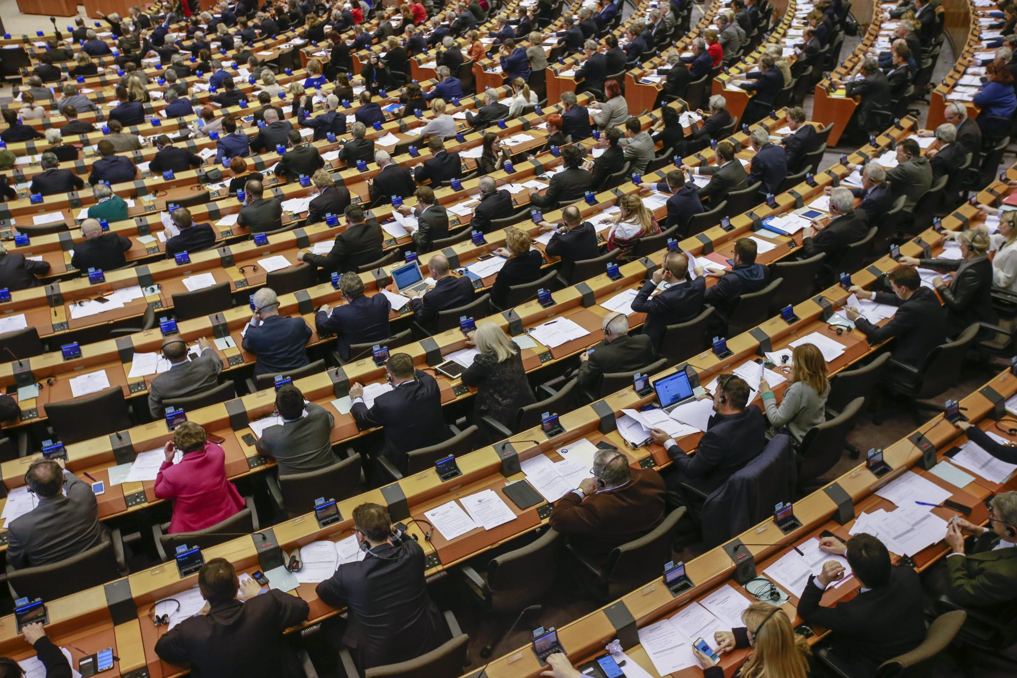 EP Holds Debate on Rule of Law in Hungary without Representative from Hungarian Gov't post's picture