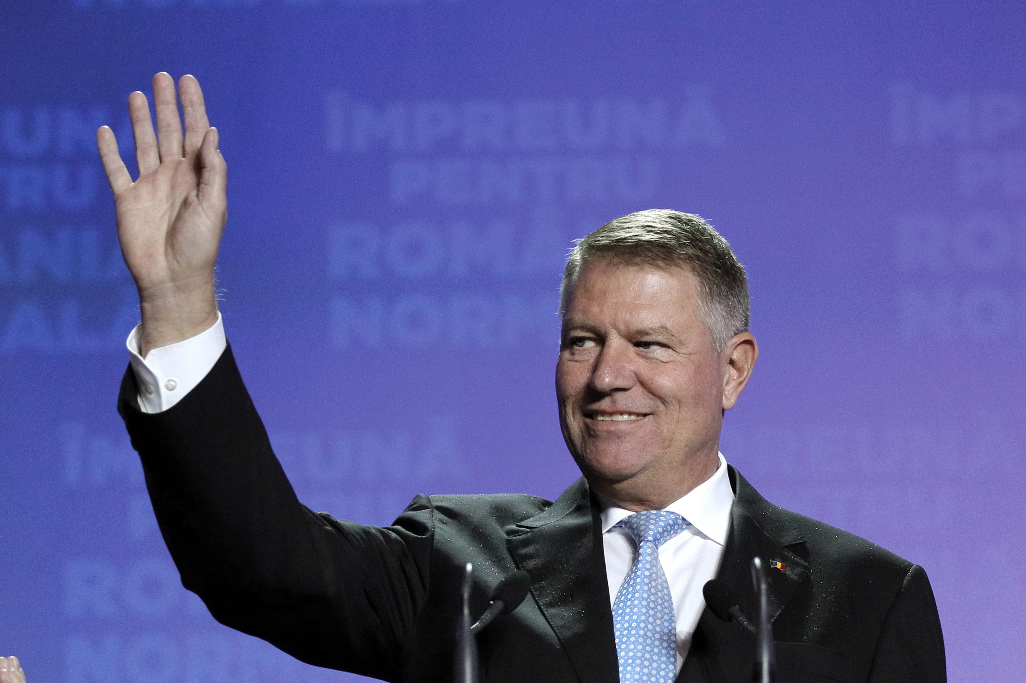 """""""Is this man a nationalist?"""" – Opinion Article about Romanian President in German Newspaper post's picture"""