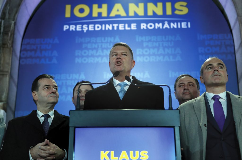 Parlt Cttee Condemns Romanian President Iohannis' Remarks on Hungarian Minority post's picture