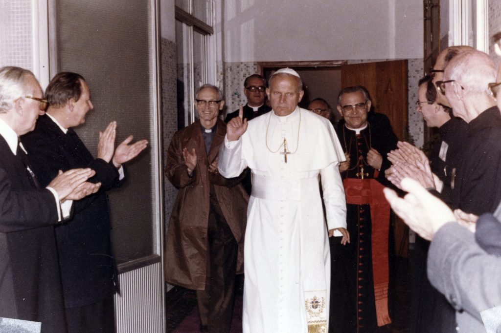 Pope John Paul II Highly Popular in V4 Countries post's picture