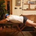 Many Back Teacher Facing Backlash for Demonstrating Swimming on Ironing Board