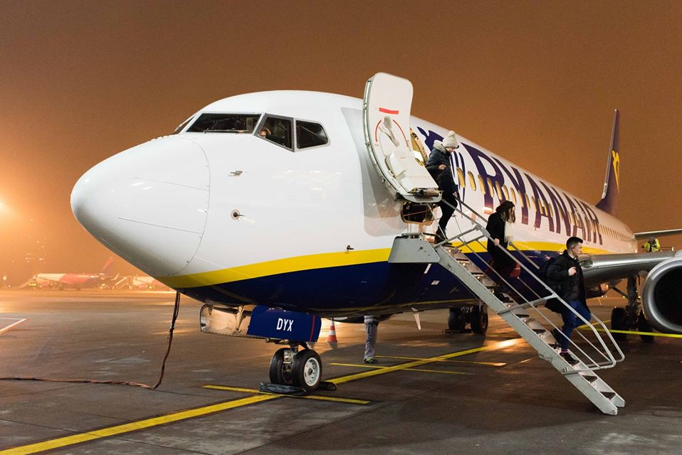 Ryanair to Restart Budapest Services to 40 Destinations post's picture