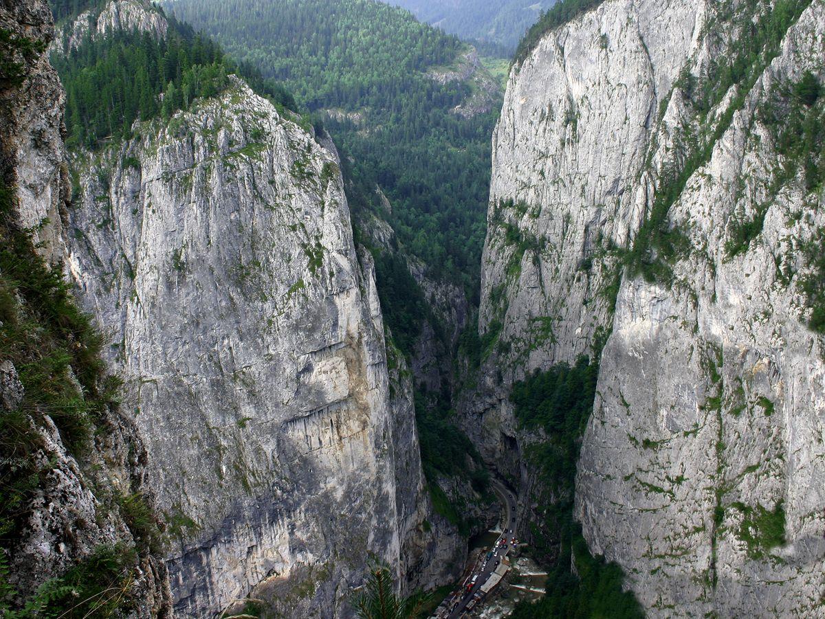 Romanian Court: Békás Gorge No Longer Part of Szeklerland post's picture
