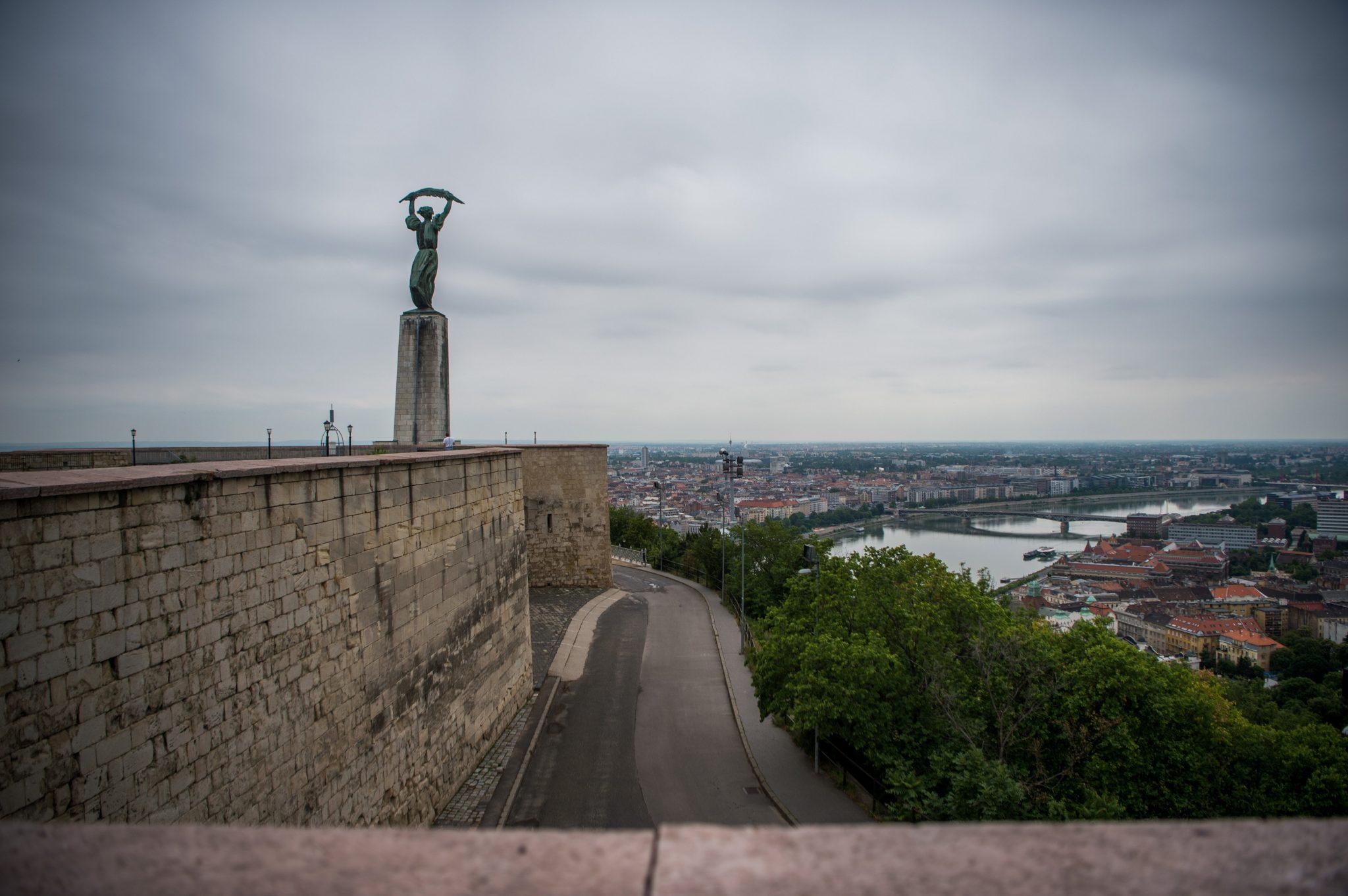 Gov't Backs Budapest's Gellért Hill Funicular Project