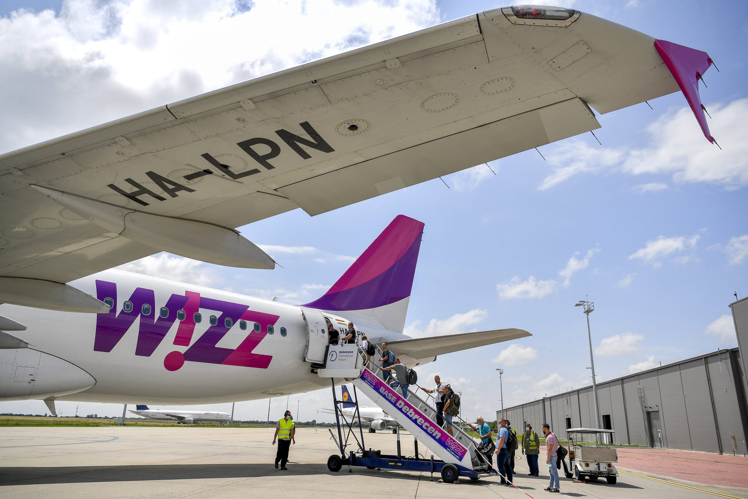 Wizz Air To Open Base In Catania To Expand List Of Destinations