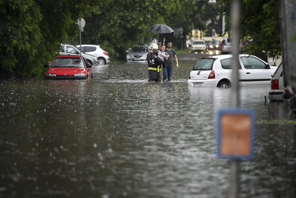 More Storms Shook Hungary in Recent Days, Damages May Add up to Billions post's picture