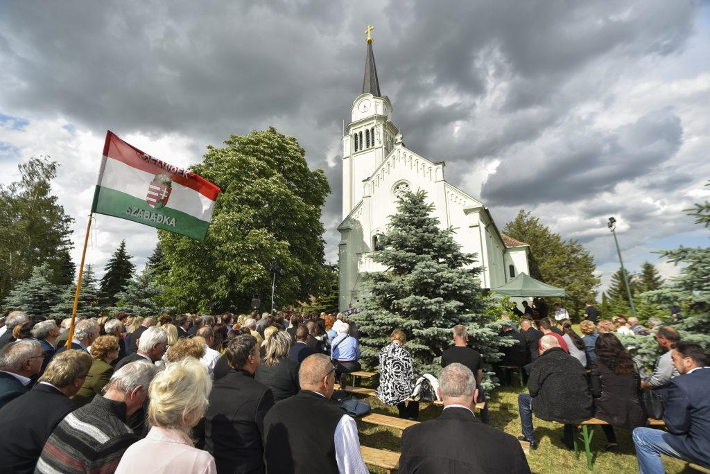 Trianon 100: Ethnic Hungarians in Neighboring Countries Commemorate Centenary post's picture
