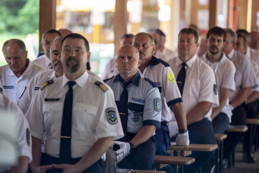 Govt Official: Hungary's Civil Guard is 'Symbol of Modern Patriotism' post's picture
