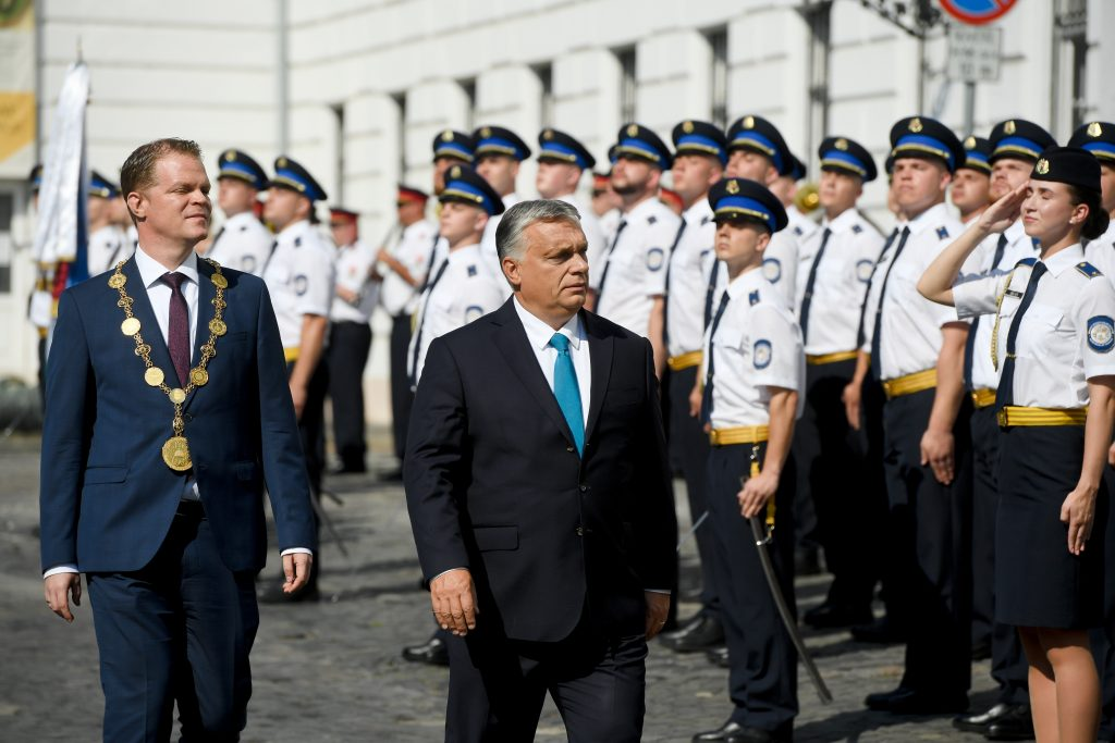Orbán: Hungary Will Never Abandon Its Officers post's picture