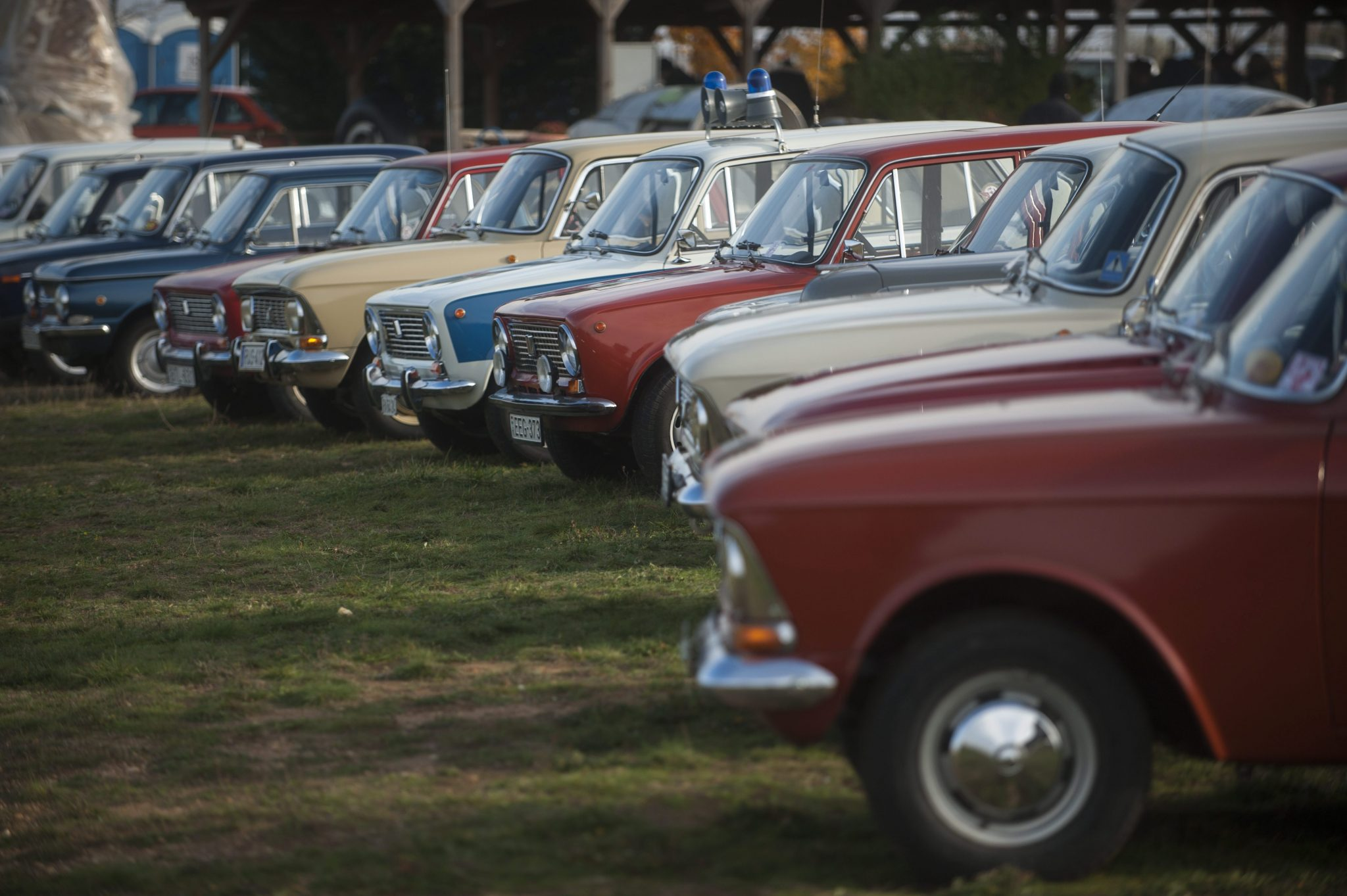 Manufacturer of Iconic Soviet Car Lada Ceases Sales in Hungary – With Archive Photos! post's picture