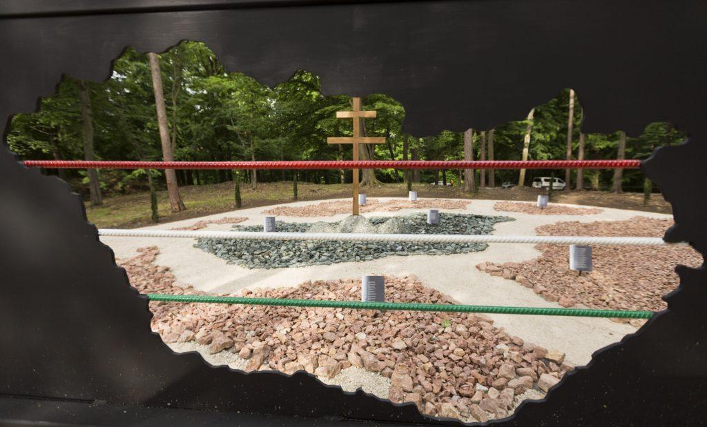 Trianon Memorial Park Inaugurated in Sopron post's picture