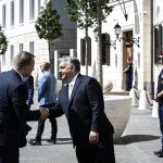 Orbán Has Talks with Slovakia Parlt Speaker