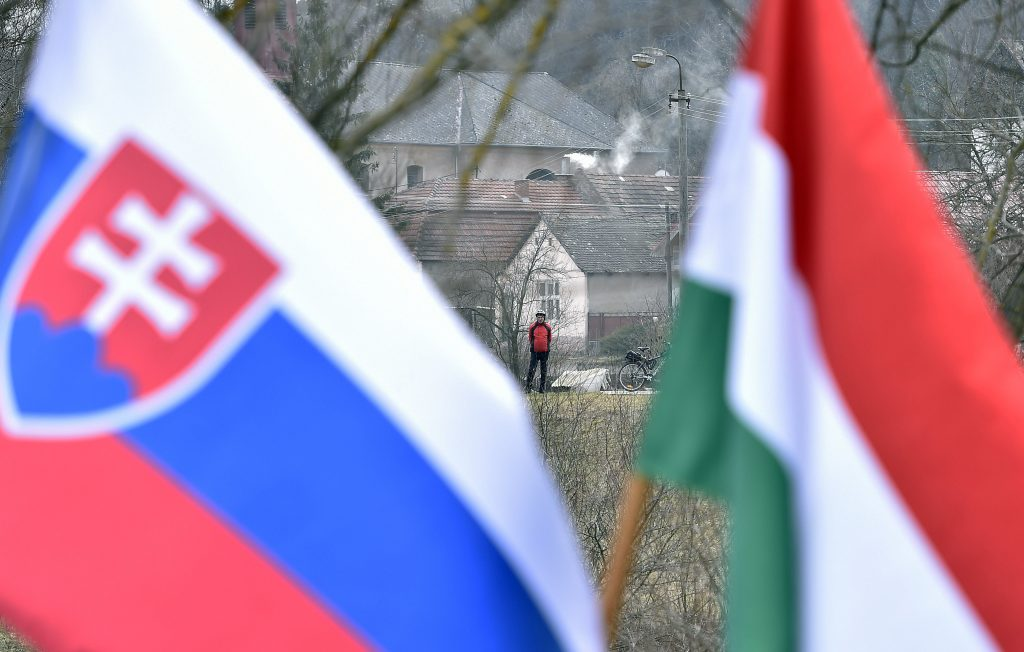 Hungarian Press Roundup: Slovakia's Trianon Gesture post's picture