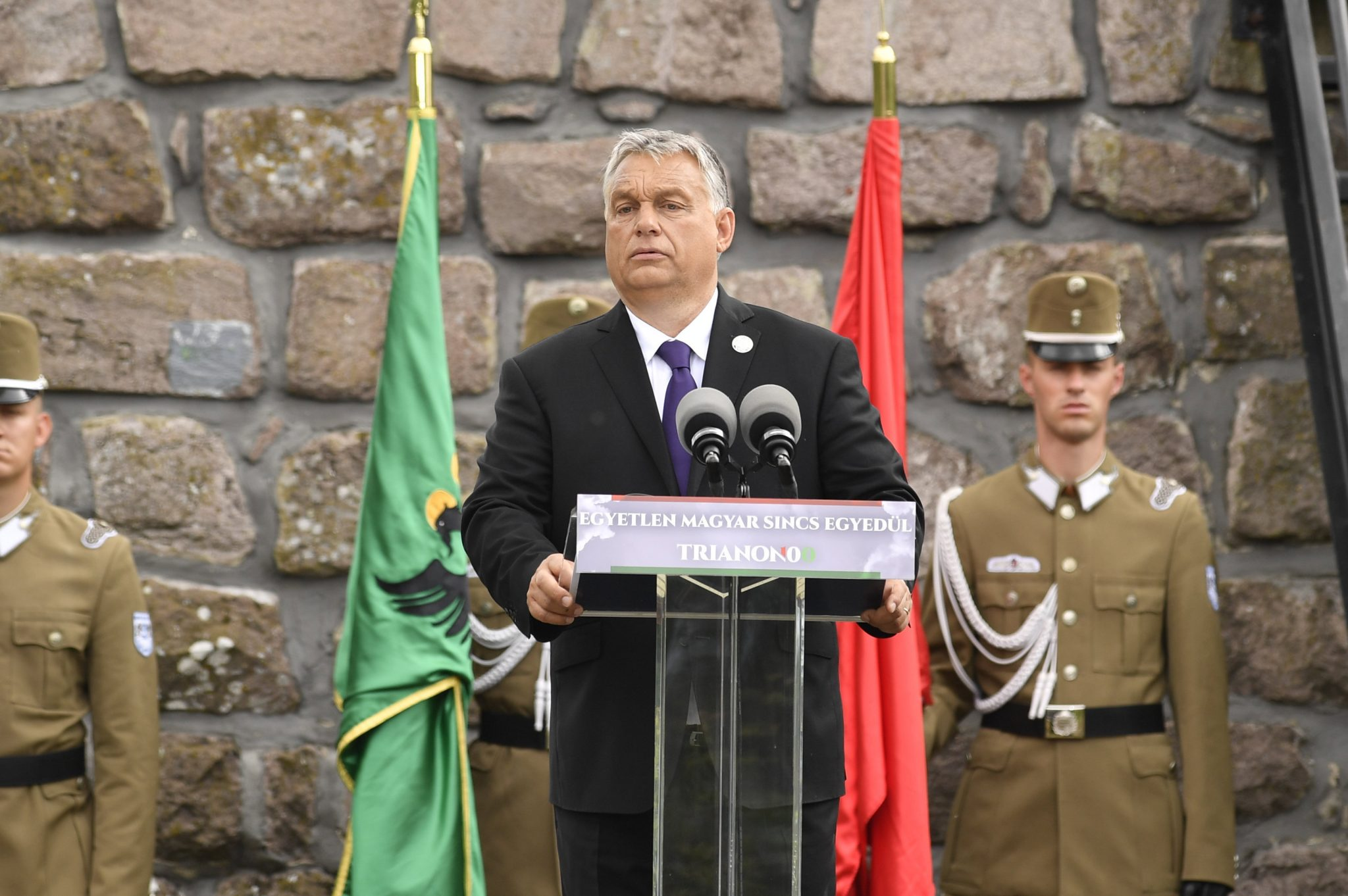 "Orbán at Trianon 100 Event: ""Hungary is Winning Again"" post's picture"