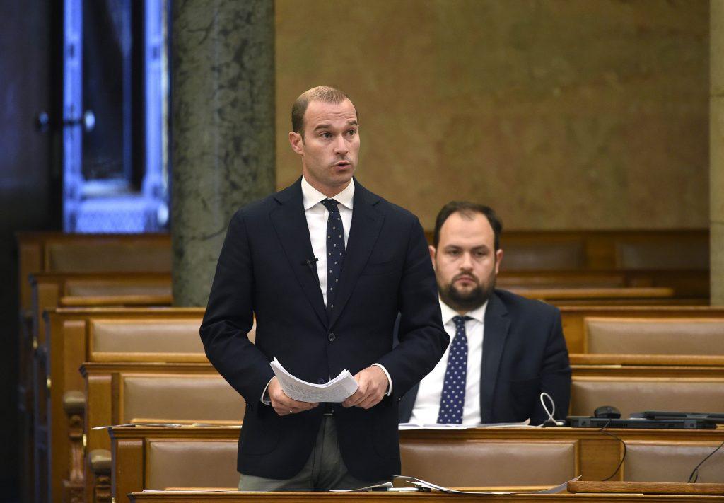 Fidesz Comms Director: EU Responsible for 'Public Utility Crisis' post's picture