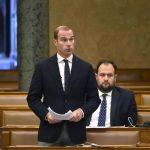 Fidesz Comms Director: EU Responsible for 'Public Utility Crisis'