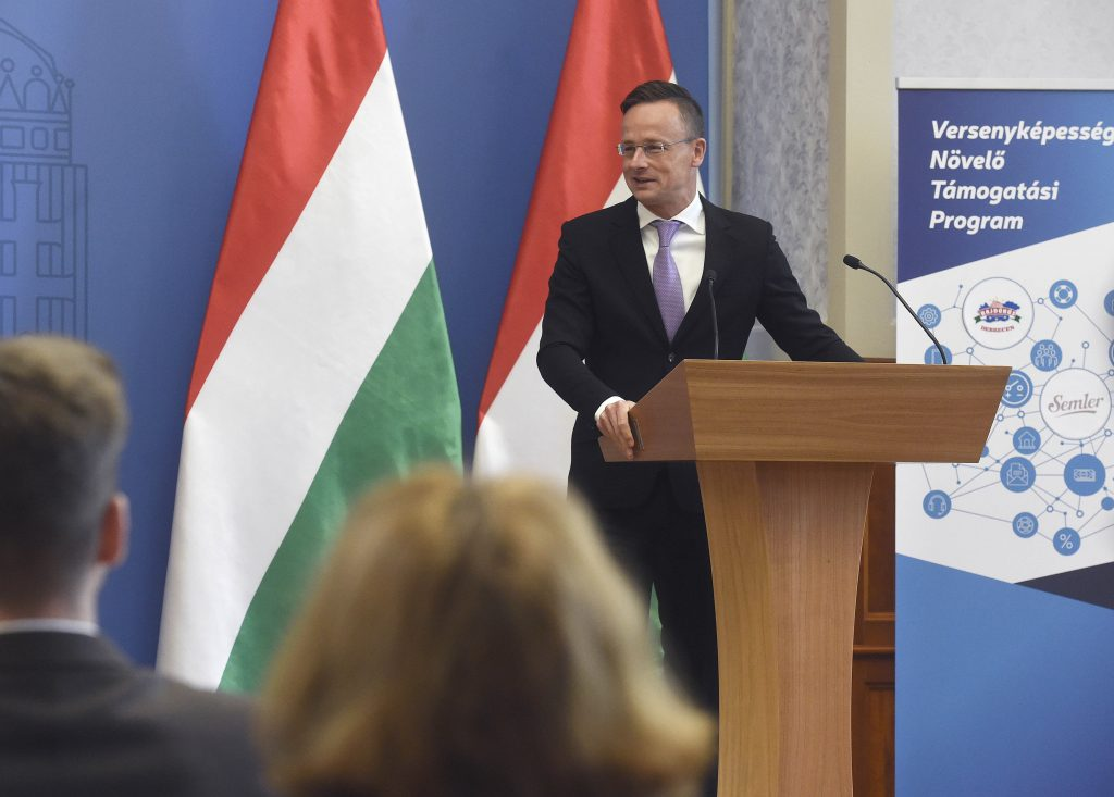Hungarian Gov't Calls for Raising EU Limits on Job Protection Support post's picture