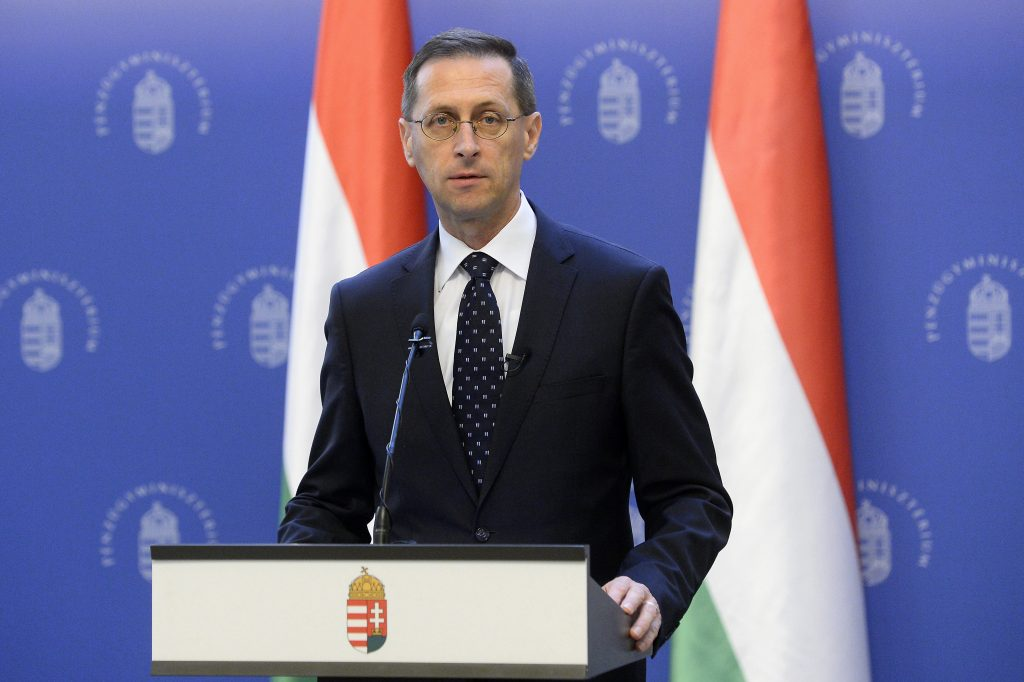 Fin Min Varga: EU Recovery Package Should Respect Sovereignty of Taxation post's picture