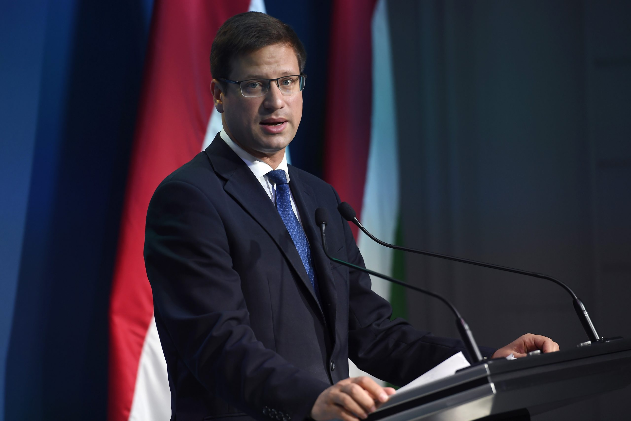 PMO Head Gulyás to Die Presse: Hungarian Press More Diverse than Germany's