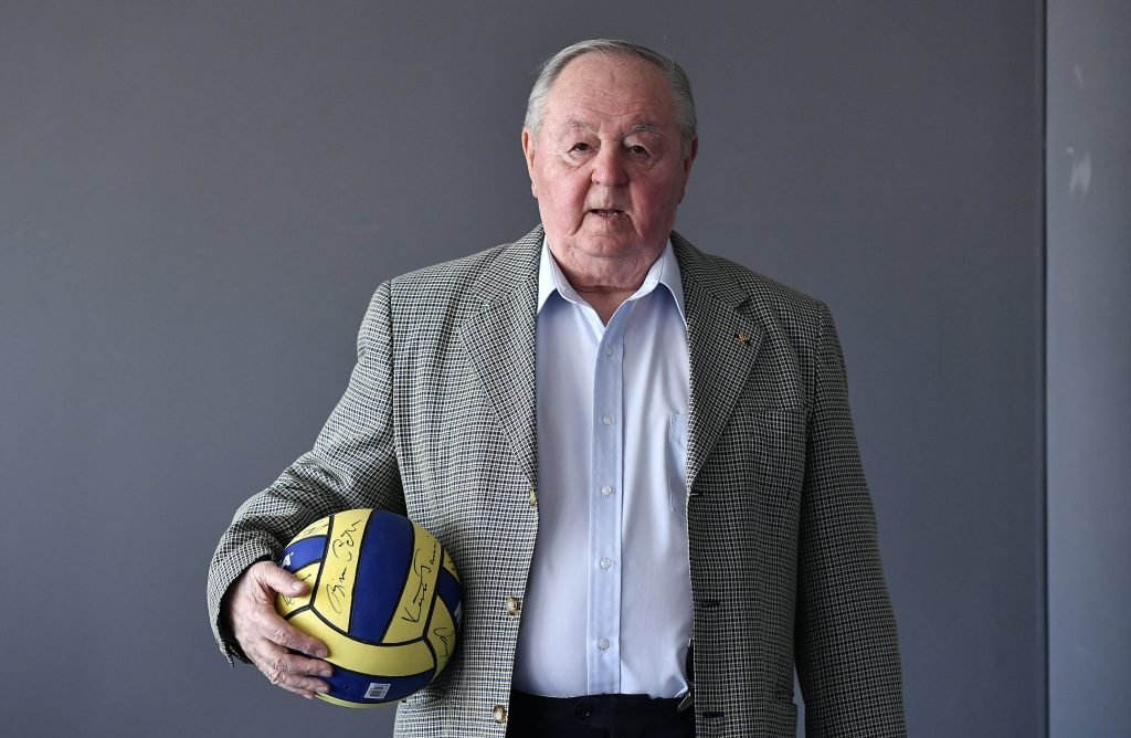 Three-time Olympic Champion Water Polo Player György Kárpáti Dies Aged 84 post's picture