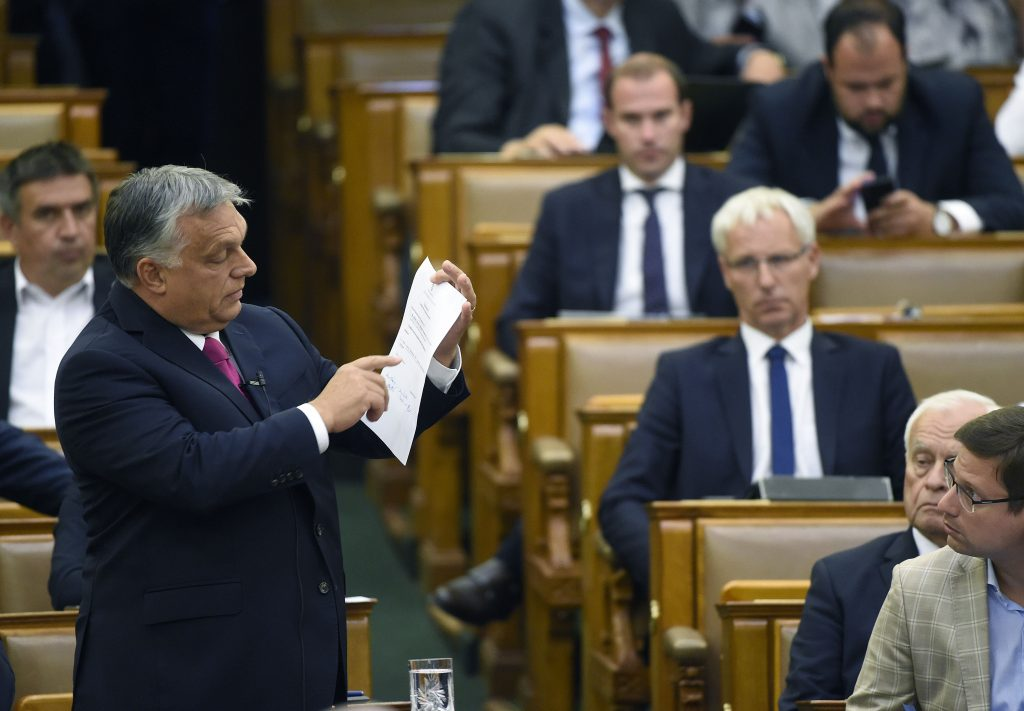 PM Orbán: New Plan to Boost Growth Expected by Mid-September post's picture