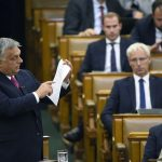 PM Orbán Briefs Parliament on Results at EU Summit