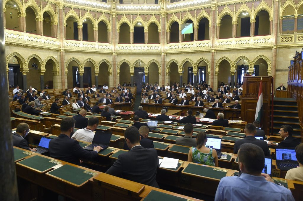 Parliament Approves 2021 Budget post's picture