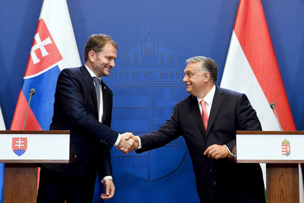 PM Orbán after Talks with PM Matovič: Hungary and Slovakia Seeking Success Together post's picture