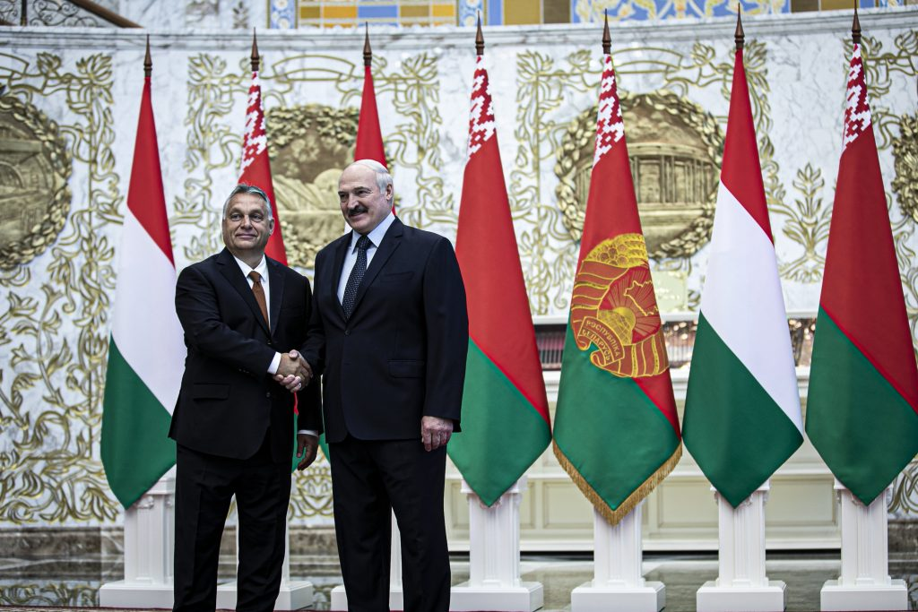 Orbán Calls for Closer Hungary-Belarus Ties post's picture