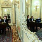 Hungarian Classical Music Talent Show Virtuózók Includes V4 and Serbia