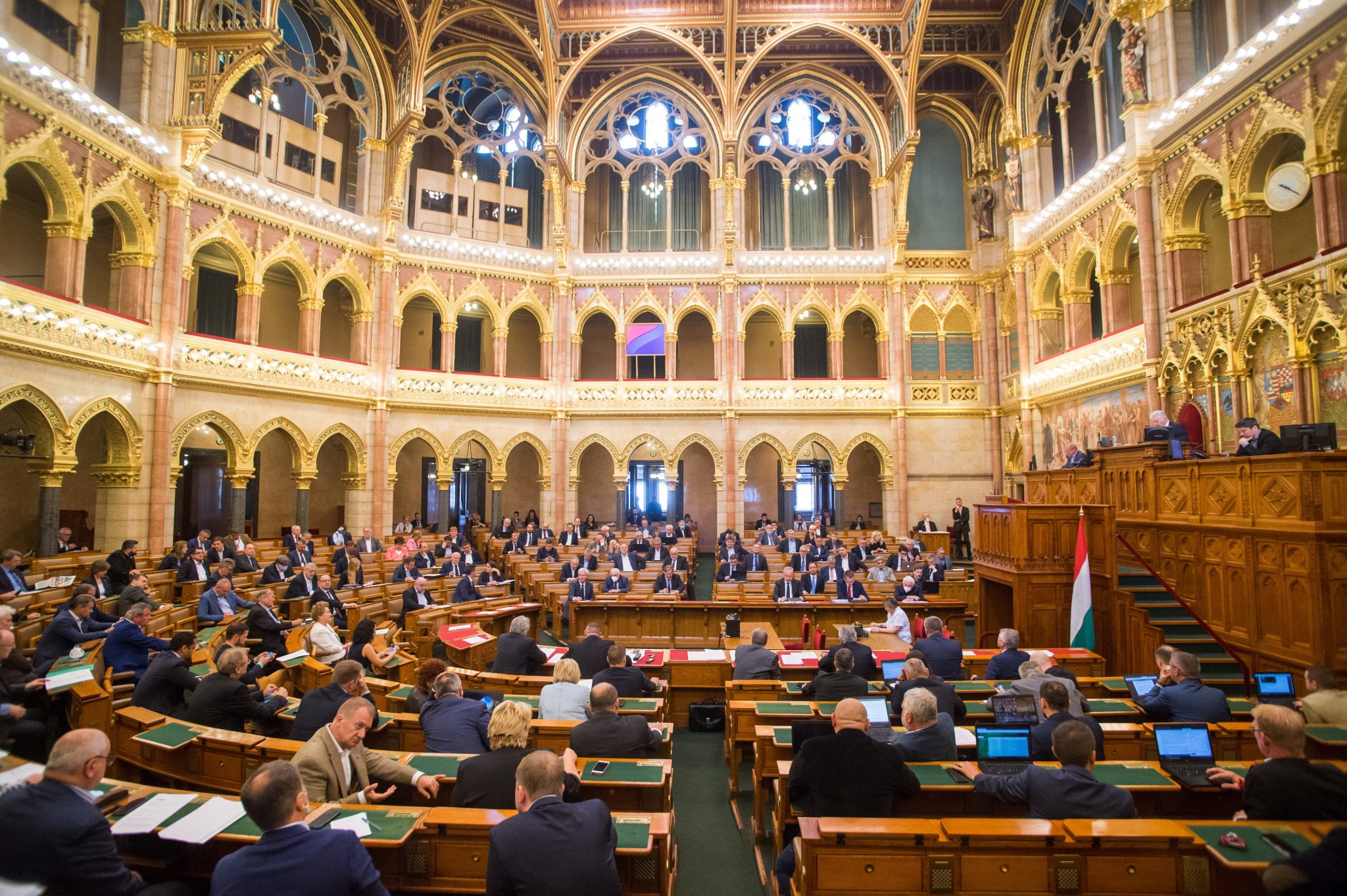 Parliament Passes Climate Protection Law post's picture