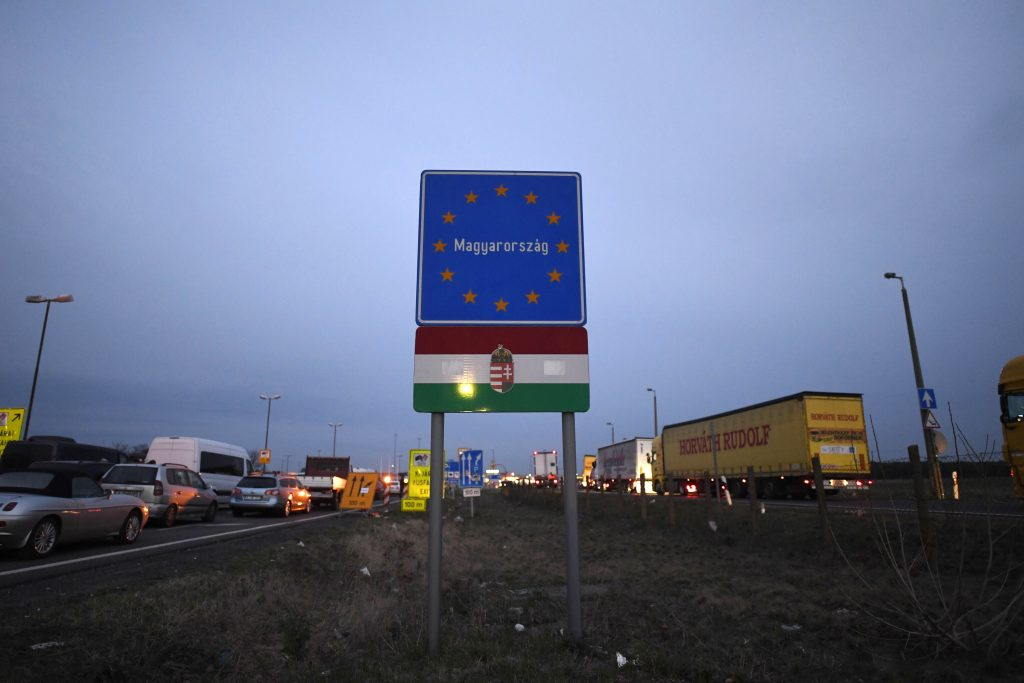 Hungarian Border Crossing Easy Again for Citizens of EU, Serbia, and Switzerland, Among Others post's picture