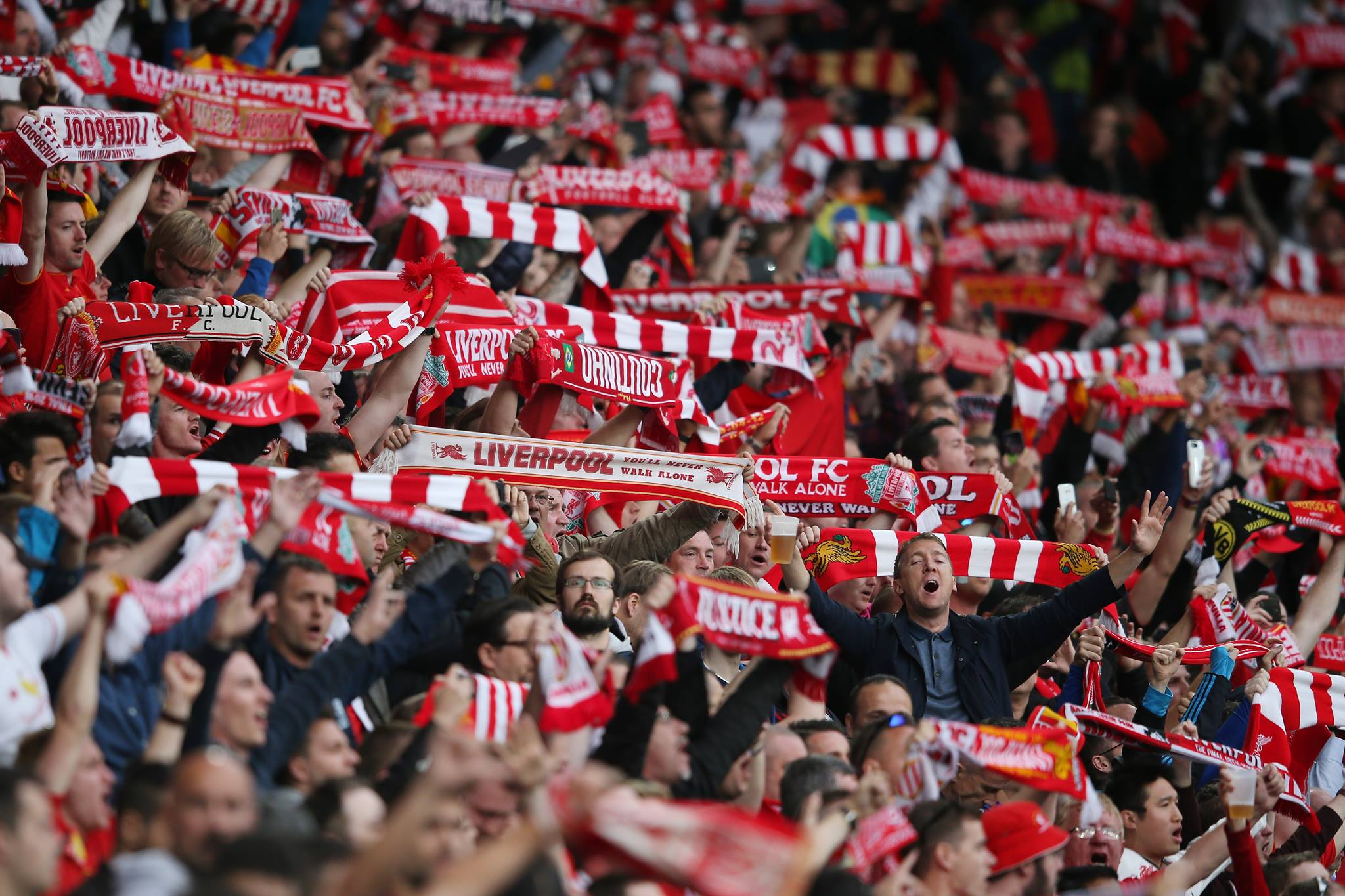 """The Hungarian Origins of Liverpool's Famous Anthem """"You'll never walk alone"""" post's picture"""