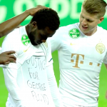 'Justice for George Floyd': Ferencváros Winger Tokmac Nguen Celebrates Goal with Political Message