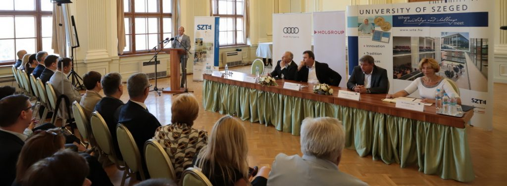 Renewable Fuel Research Centre Set up in Szeged from HUF 4 Billion post's picture