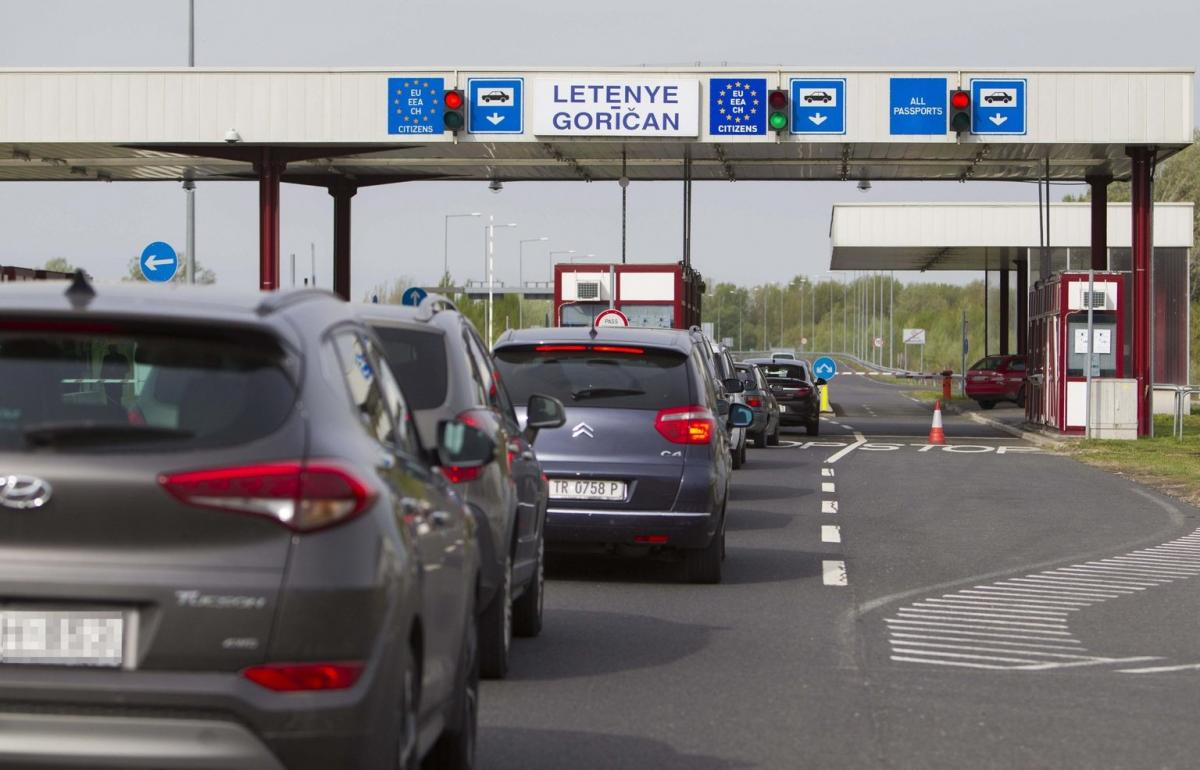 Restrictions on Hungary-Croatia Border to Be Lifted on Friday post's picture