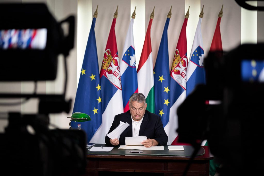 Orbán: Europe Needs Strategy Not Tactical Responses post's picture