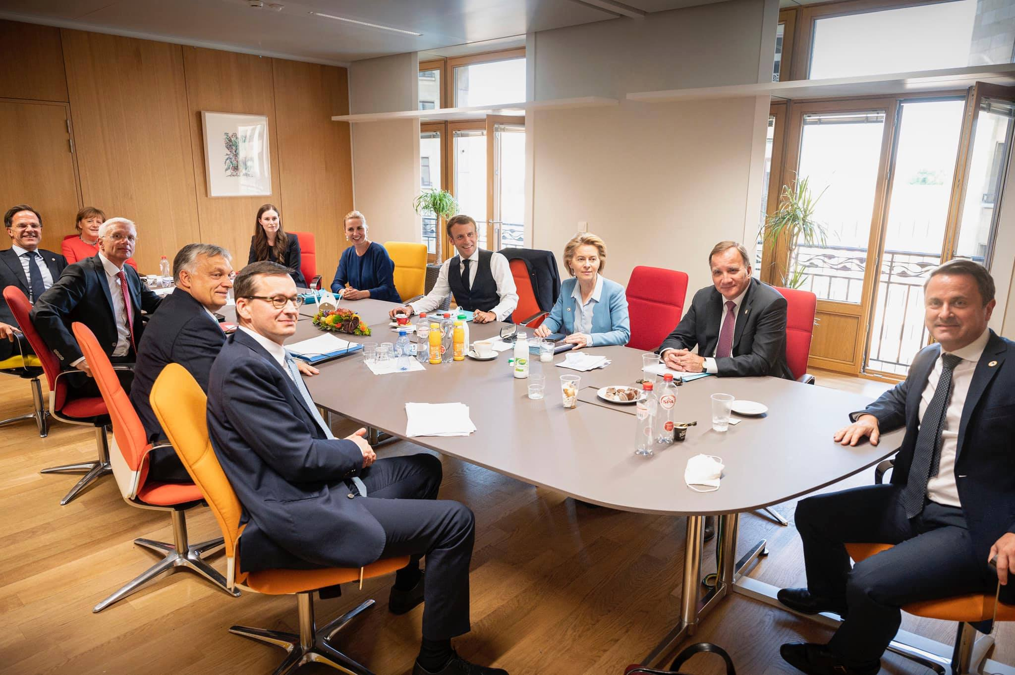 Everyone Proclaims Victory After EU Budget Negotiations