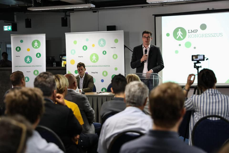 LMP Leaders, Karácsony Call for Government Change and 'Green Turnaround' post's picture